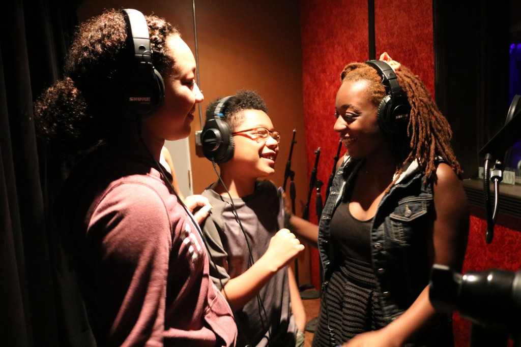 Empowering youth and community through music at Sound & Vibe Recording Studio Long Beach, CA